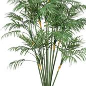 Areca Artificiel Palmier en pot ceramique H 90 cm